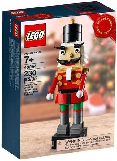 Lego Lego 40254 Exclusive Nutcracker Renkli